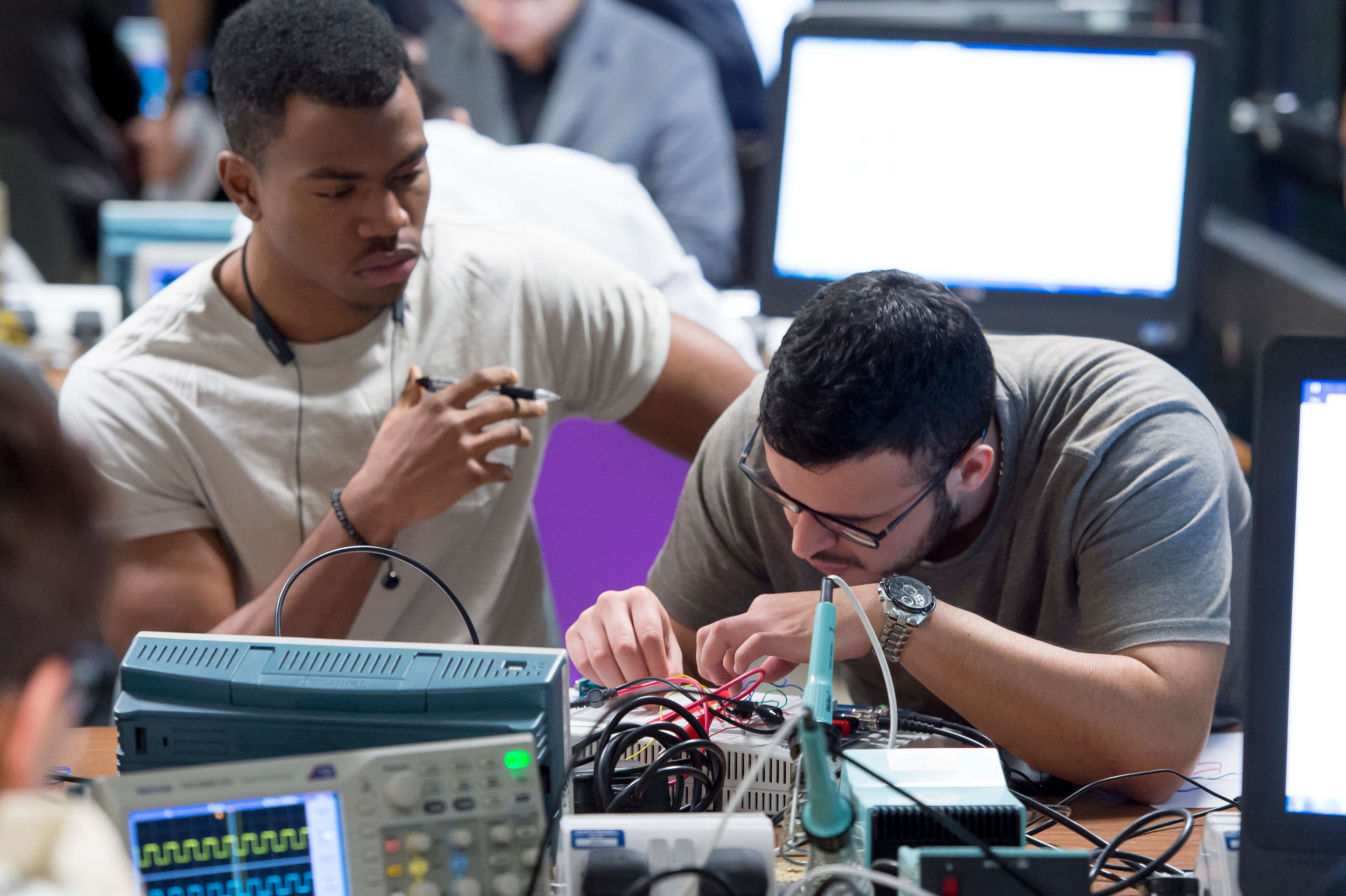Sussex Electrical and Electronic Engineering: Learn to shape the future of electronics and its applications
