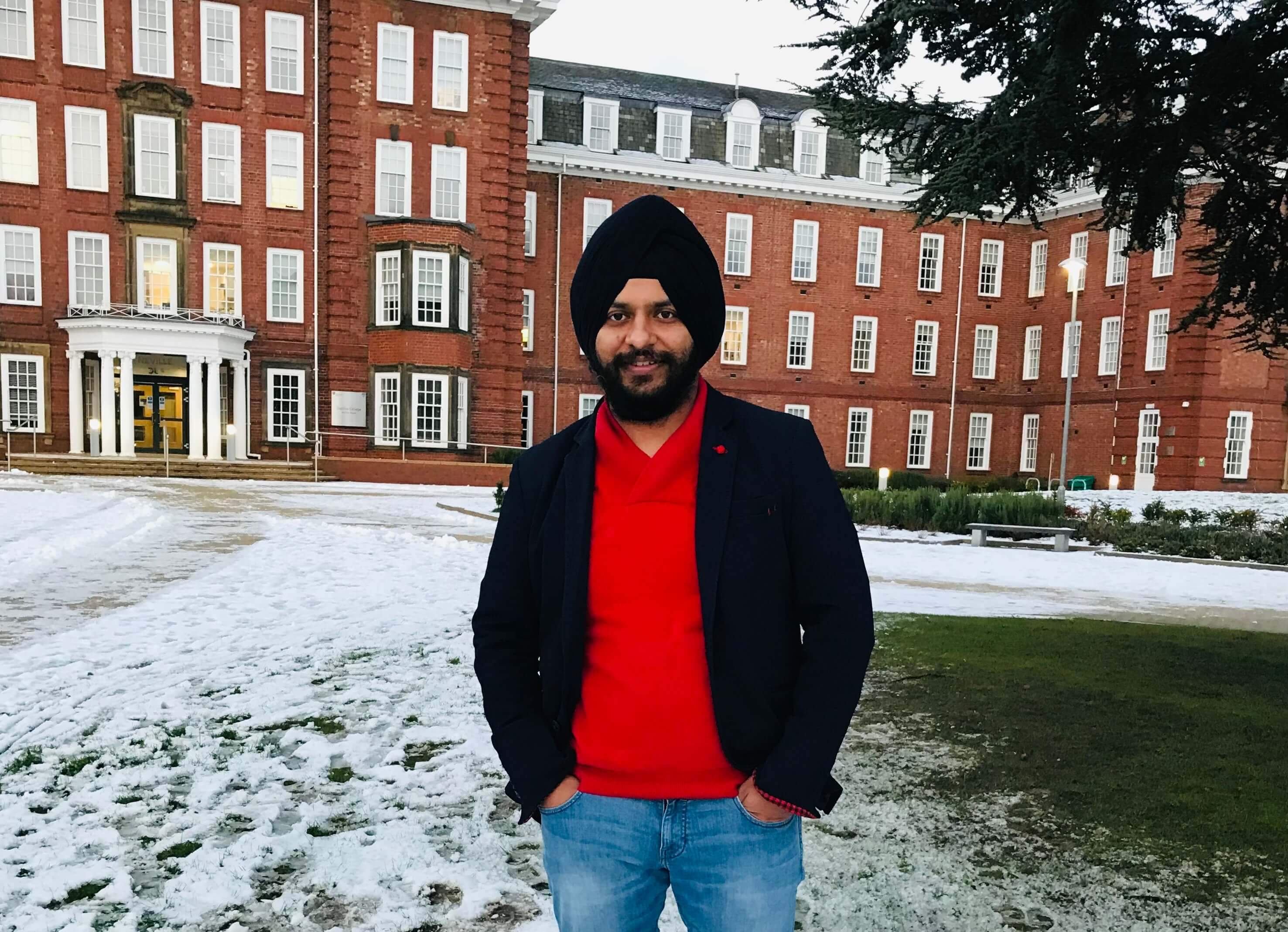 From Amritsar to England: A 'life-changing' MBA despite COVID-19