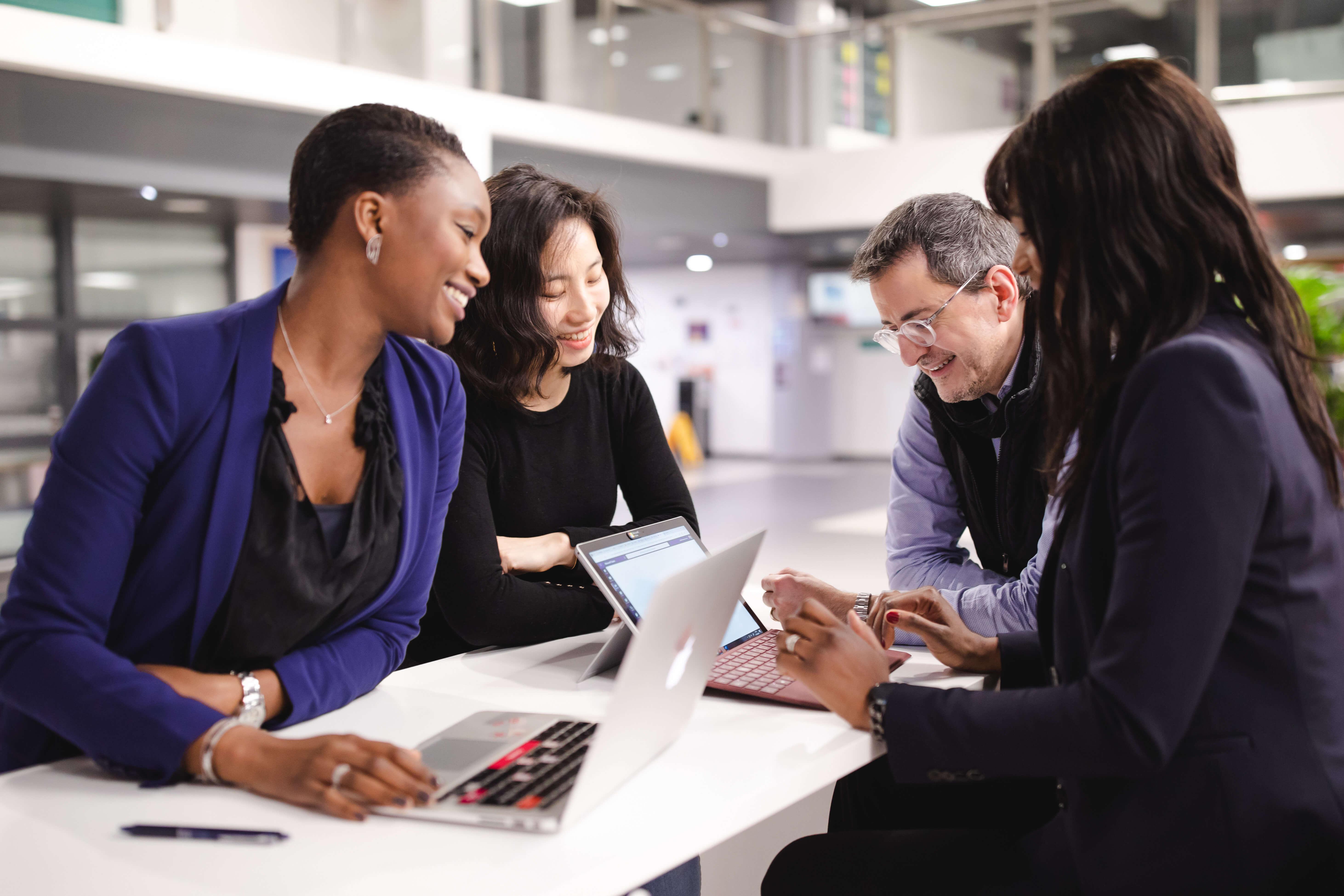 4 European business schools offering English postgraduate degrees