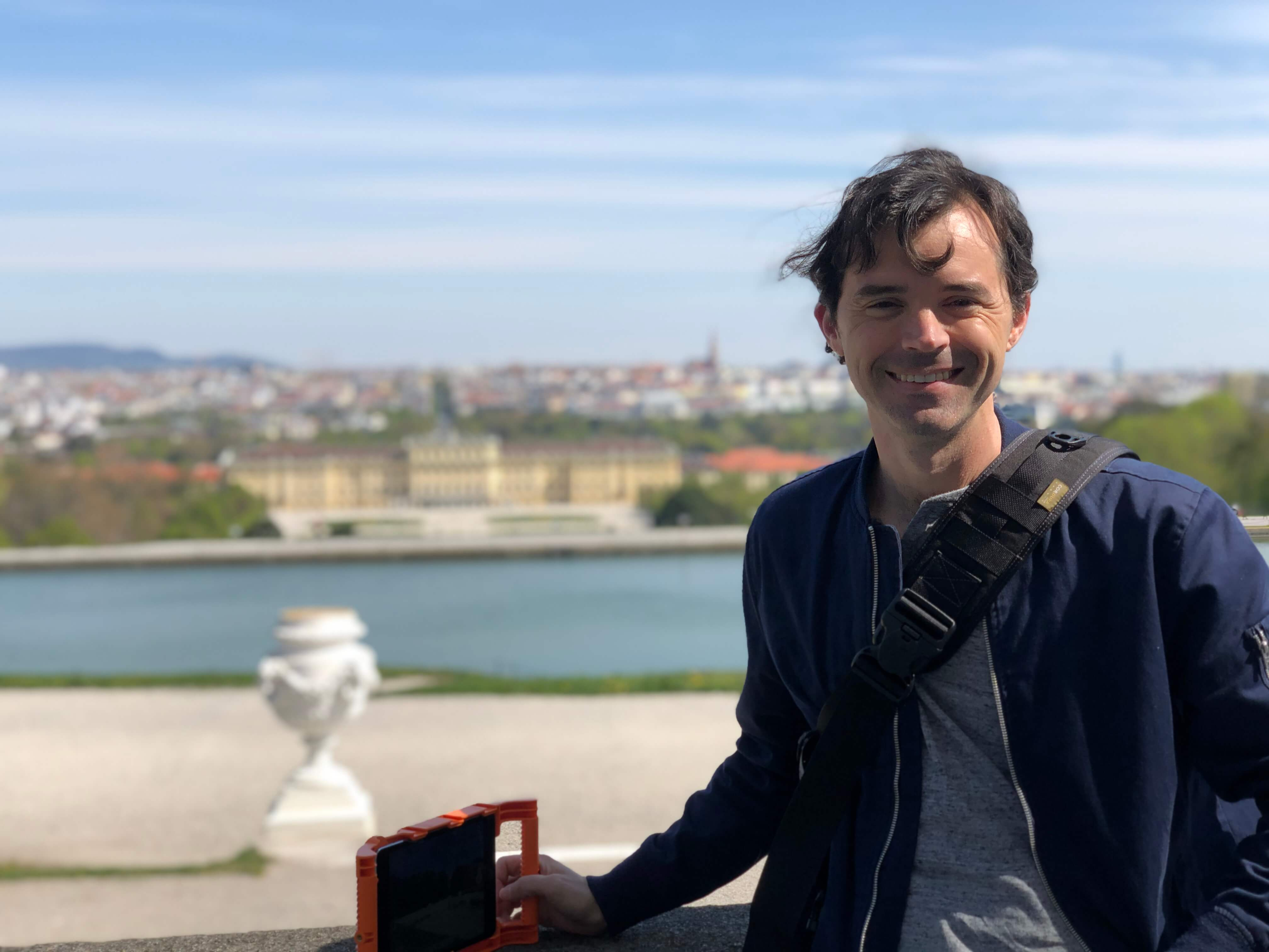 Why one Fulbright ambassador chose Austria to study digital journalism