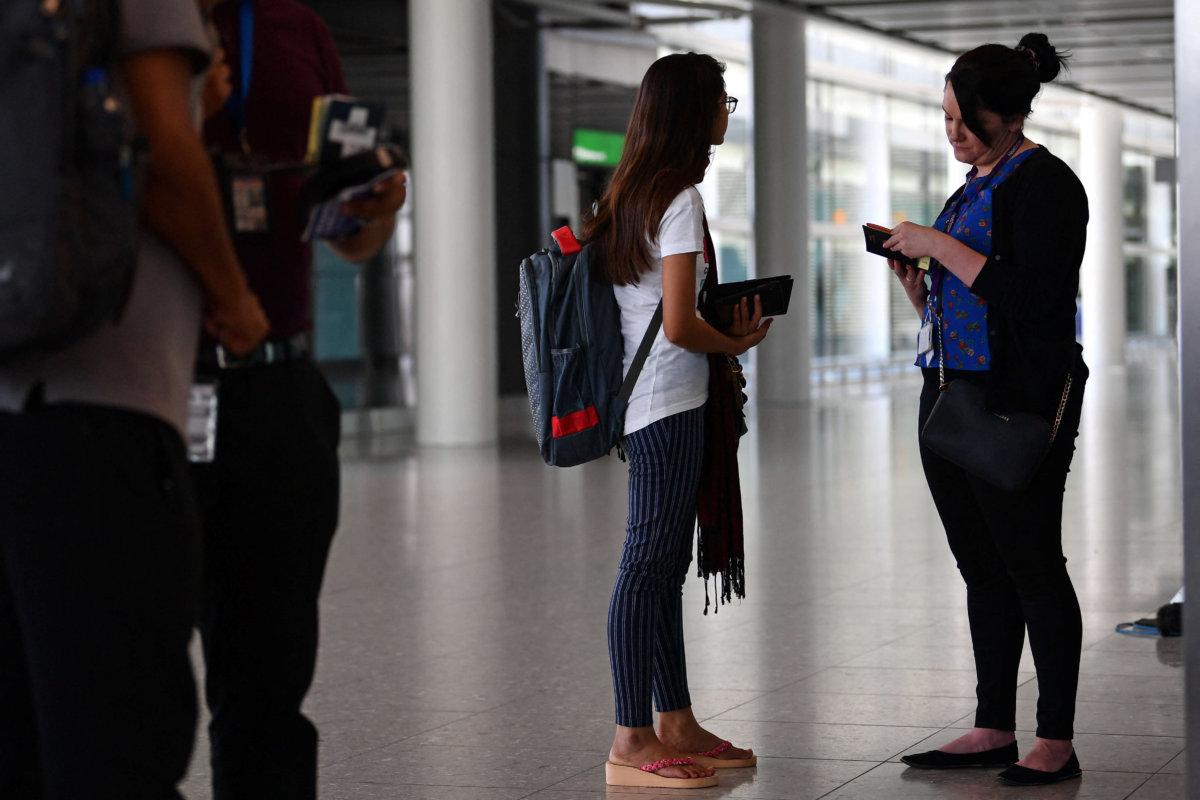 Arrivals until late September will qualify for UK's post-study work visa