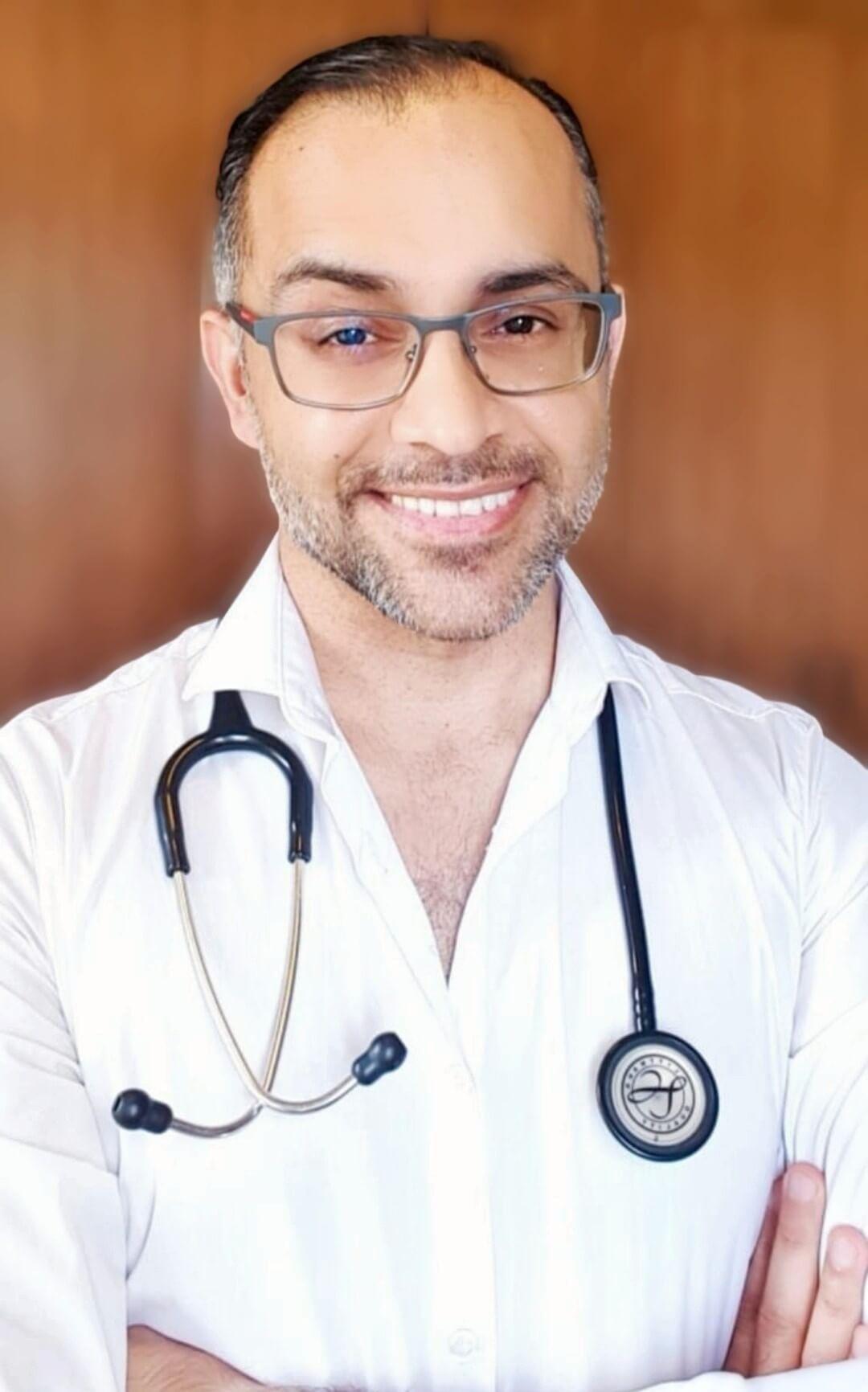 TikTok verified doctor
