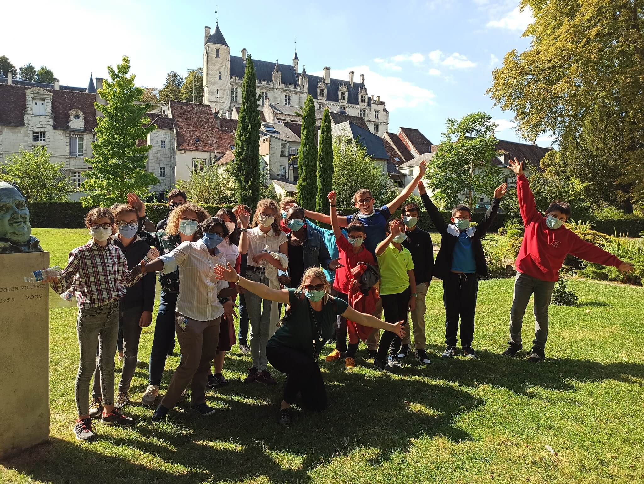 An immersive, authentic French experience awaits at Saint-Denis International School
