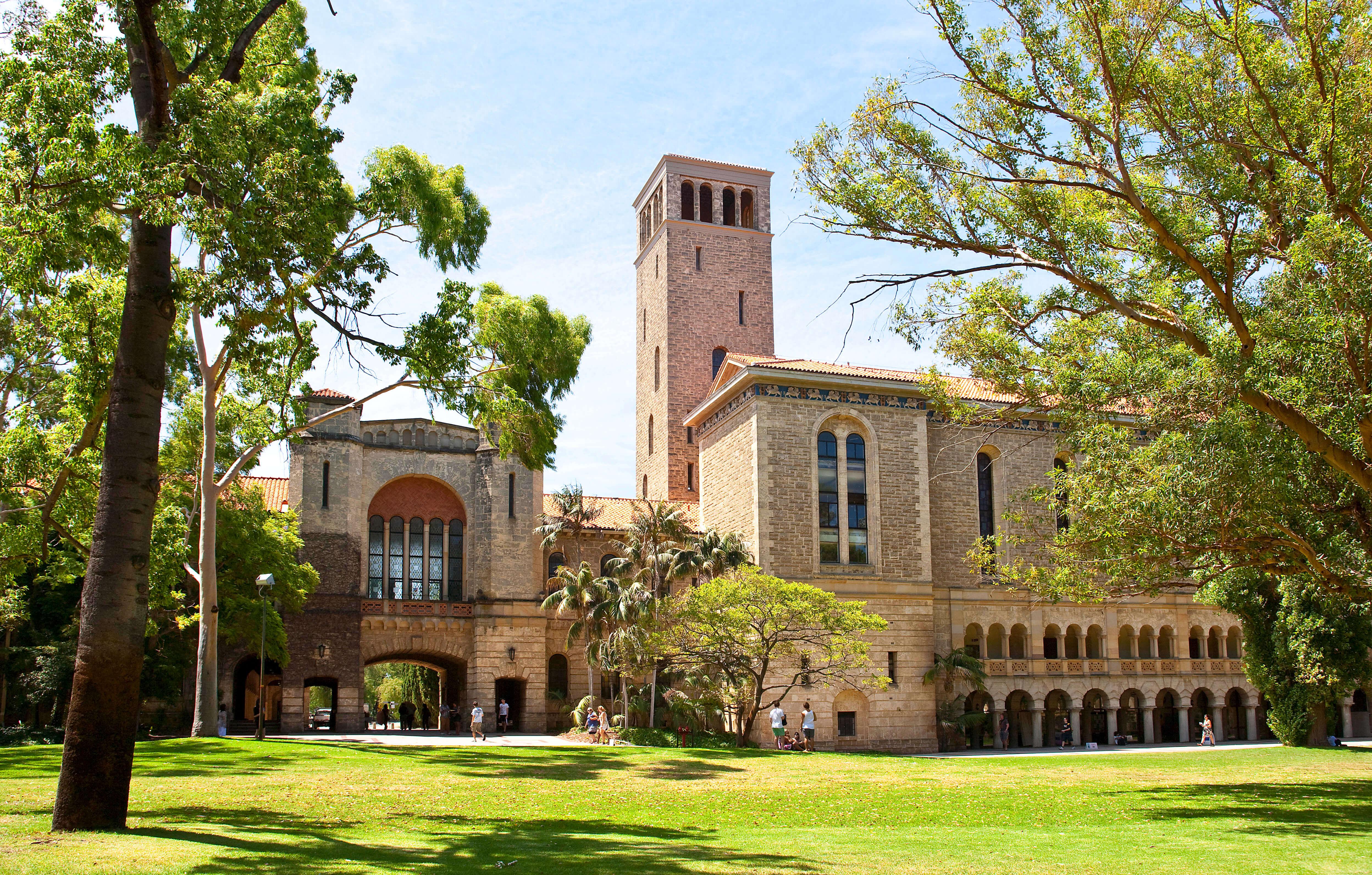 The University of Western Australia: Where employable graduates are made
