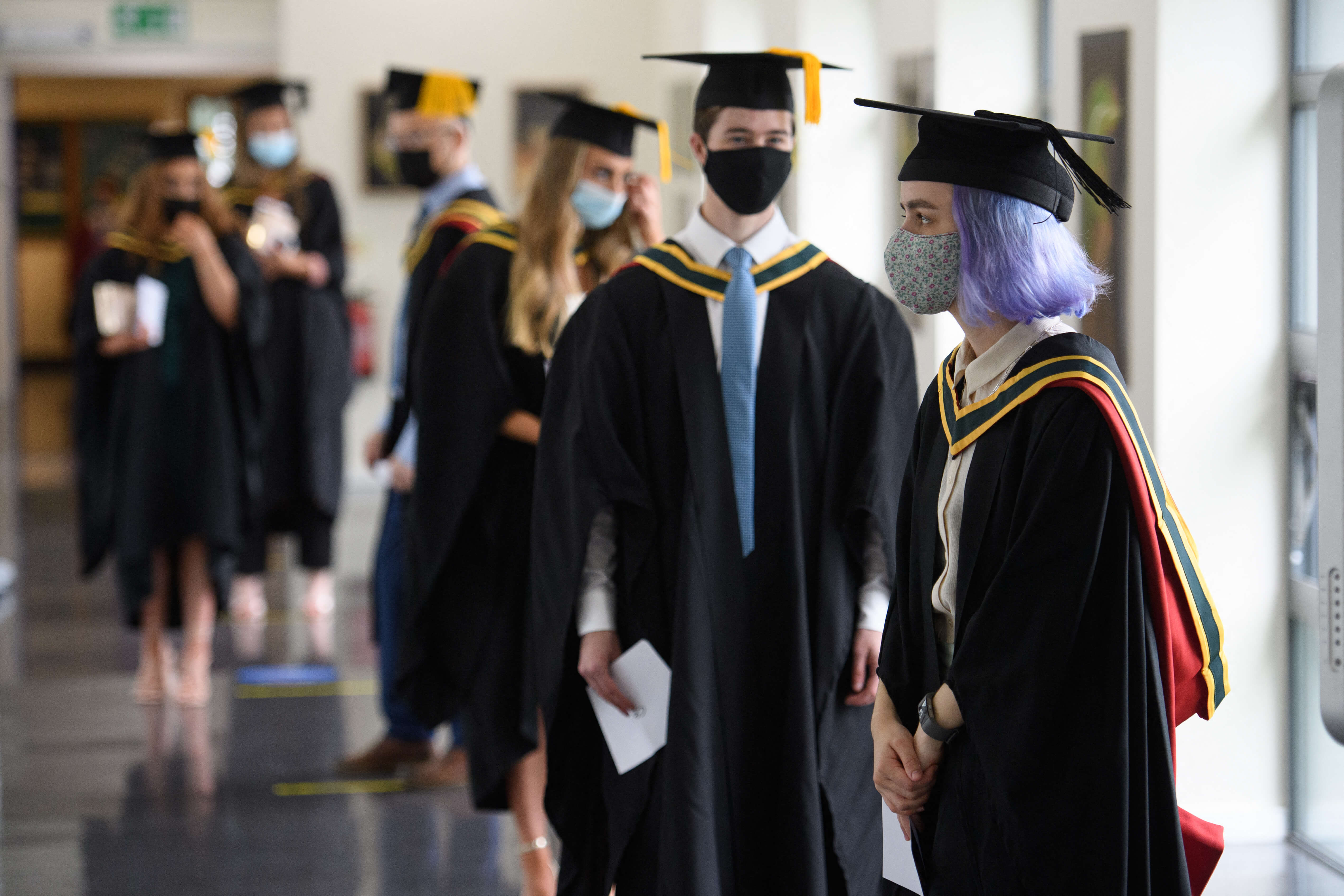 A third of UK uni students had less than 10 physical lectures since fall 2020: survey