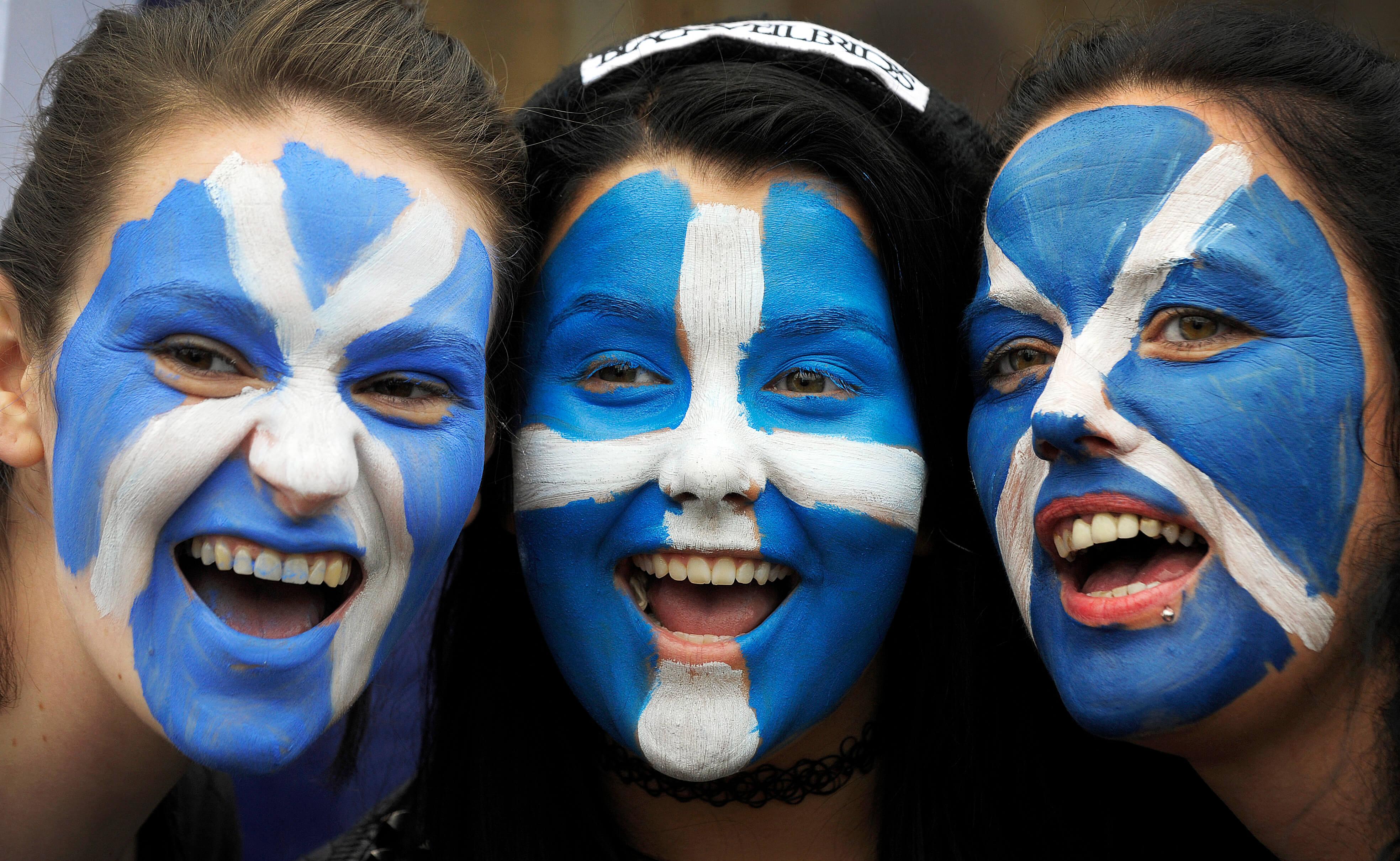 study in Scotland