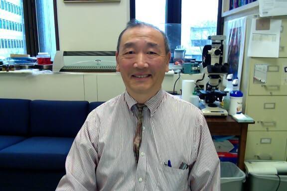 A Fulbright Scholar's lifelong career to rescue livers