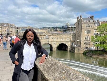 How a Ghana-born banker became an an award-winning social entrepreneur