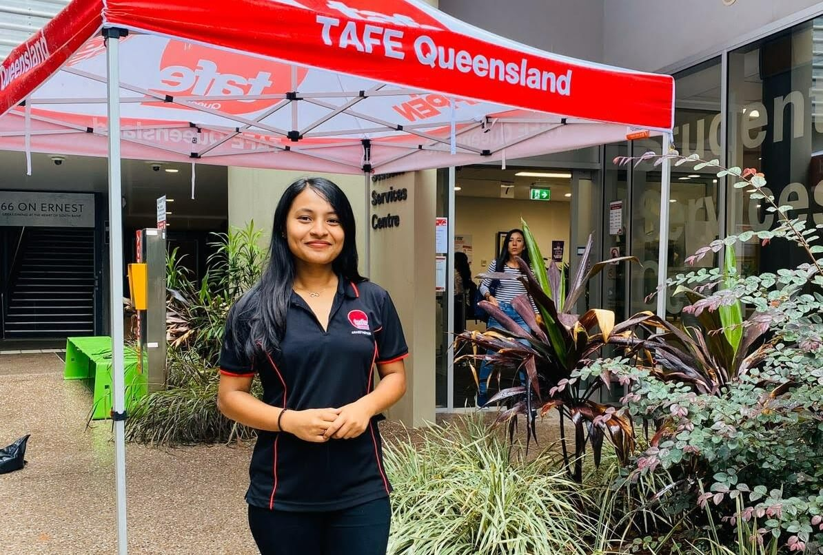 INTERACTIVE CONTENT: A day in the life of a TAFE Queensland student