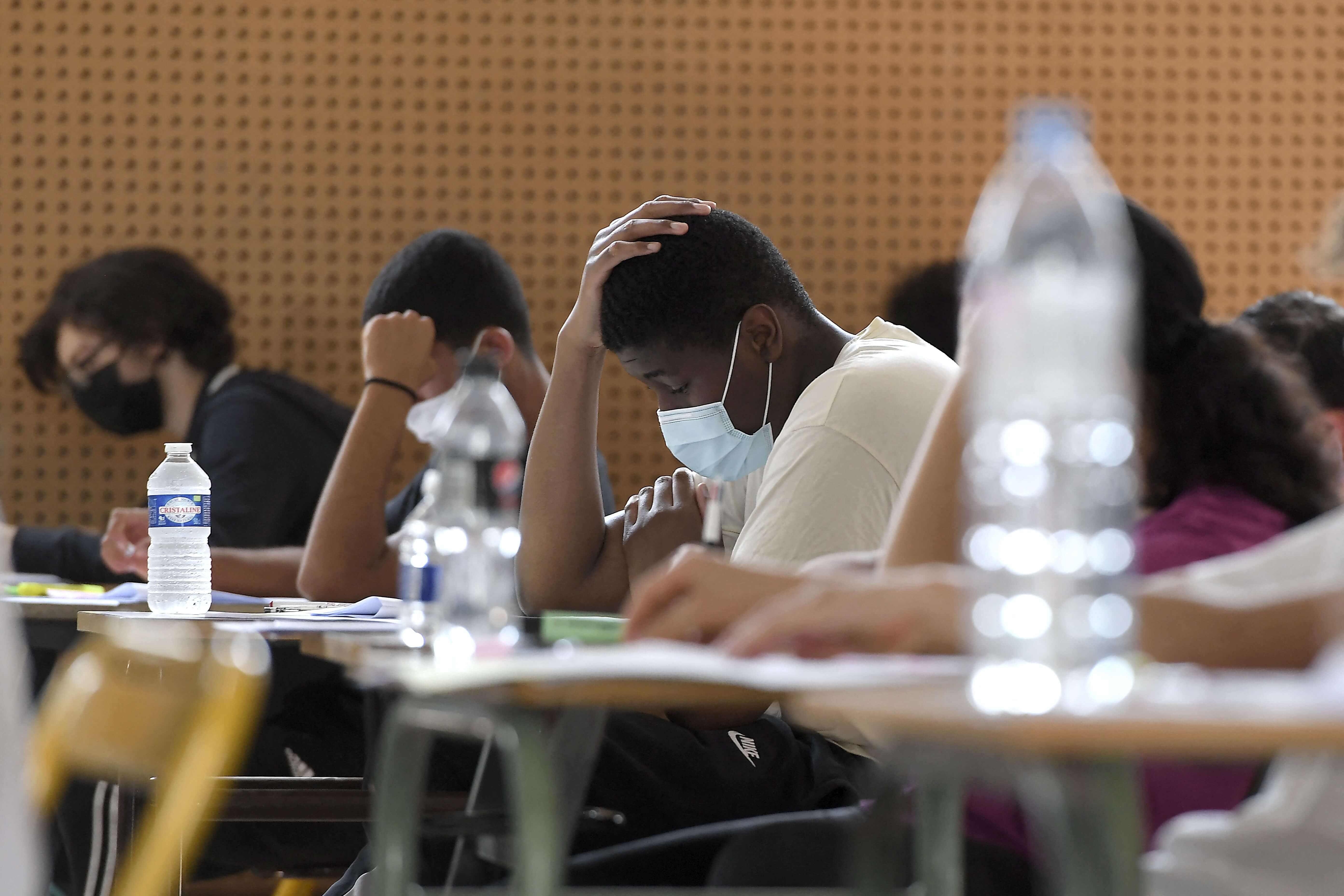 world's toughest exam