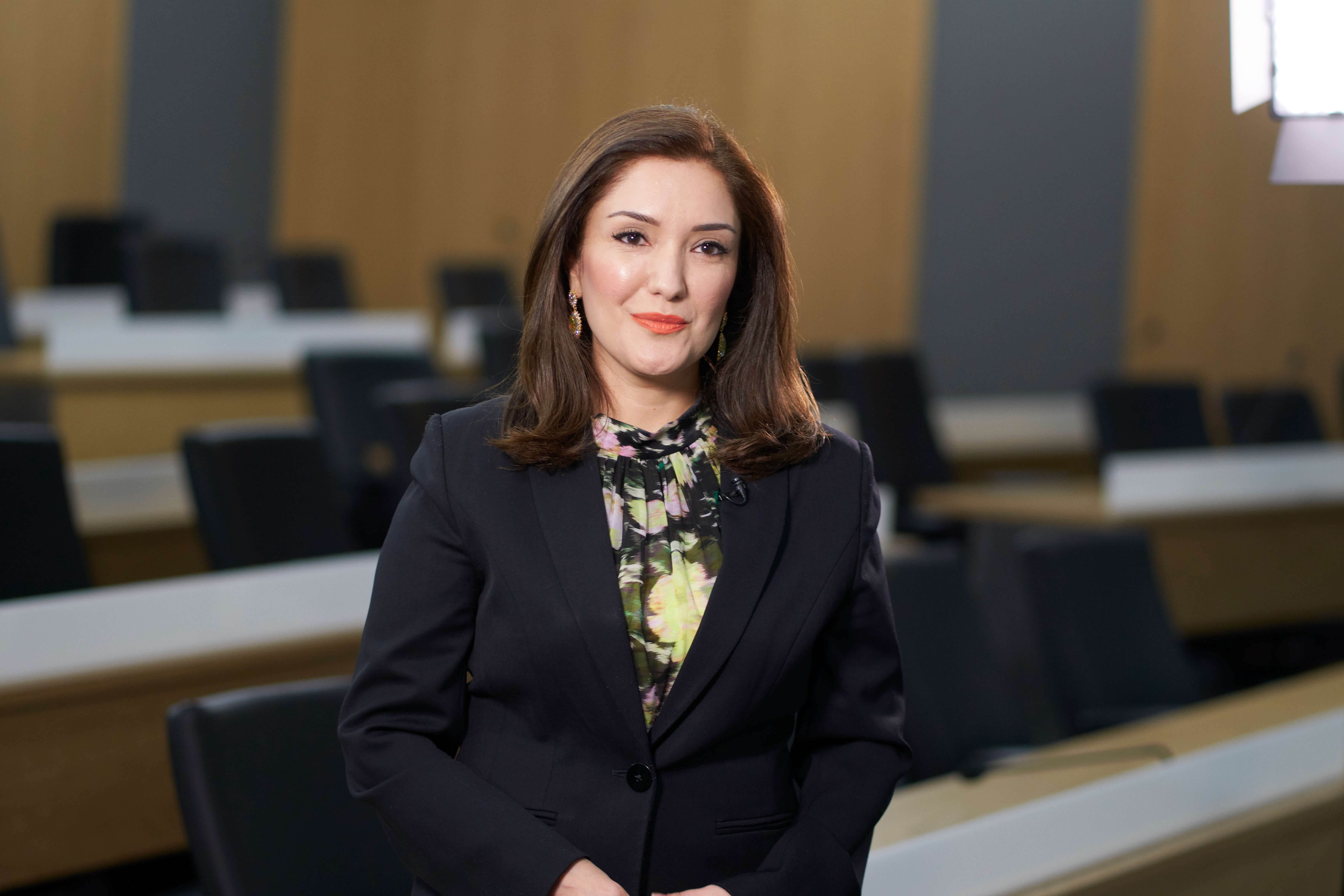 From non-English-speaking migrant to finance director in GE and EY