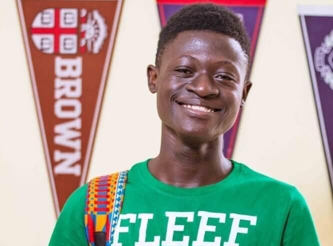 The Ghanaian who won a full scholarship to Duke University
