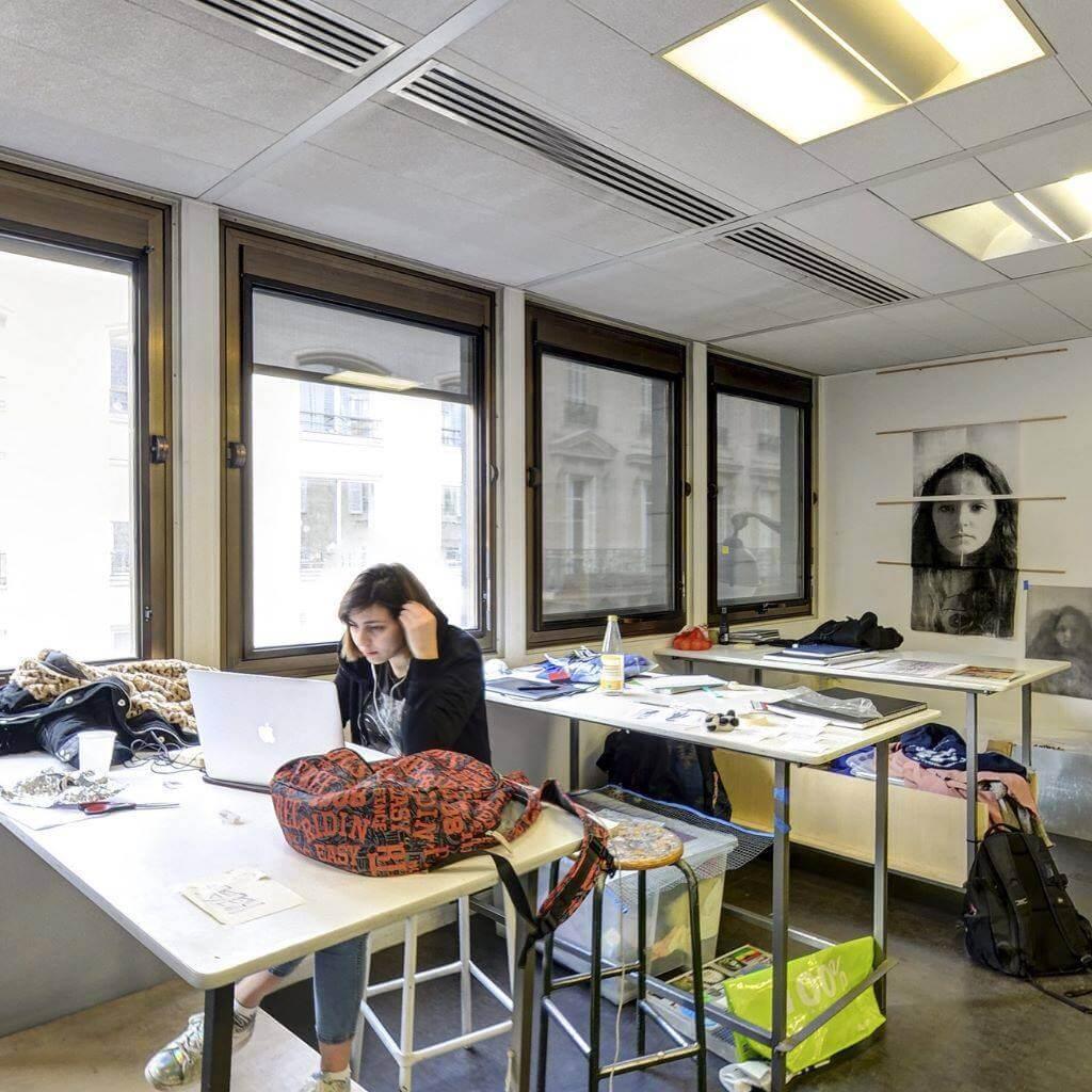 Source: Paris College of Arts