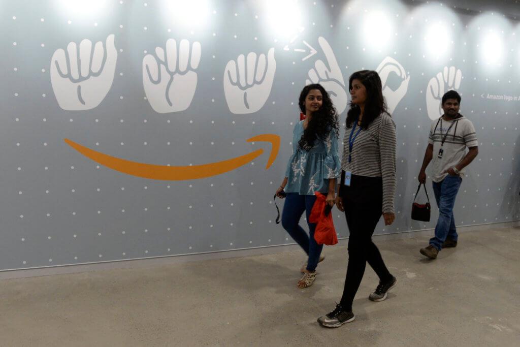 Amazon internship