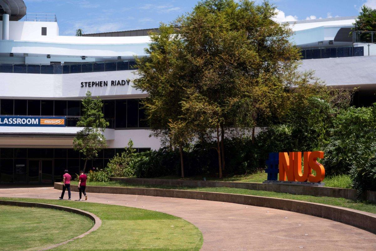 Singapore universities
