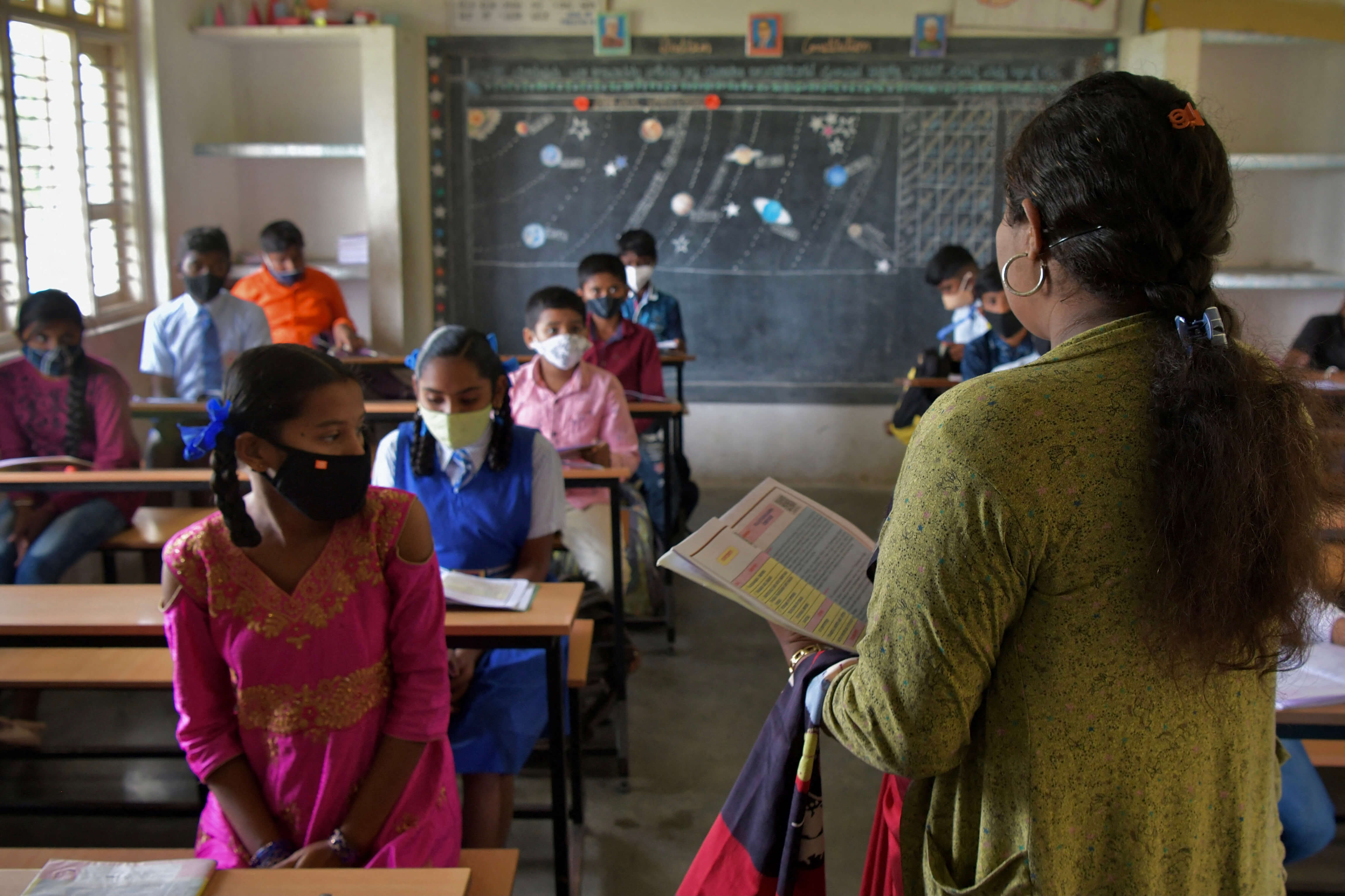 India's COVID-19 divide in digital learning
