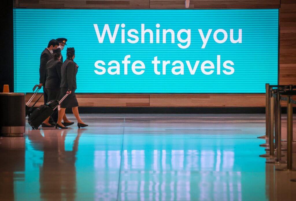 international travel australia