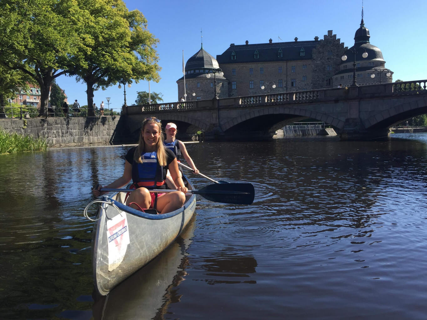'Örebro is the perfect student town'