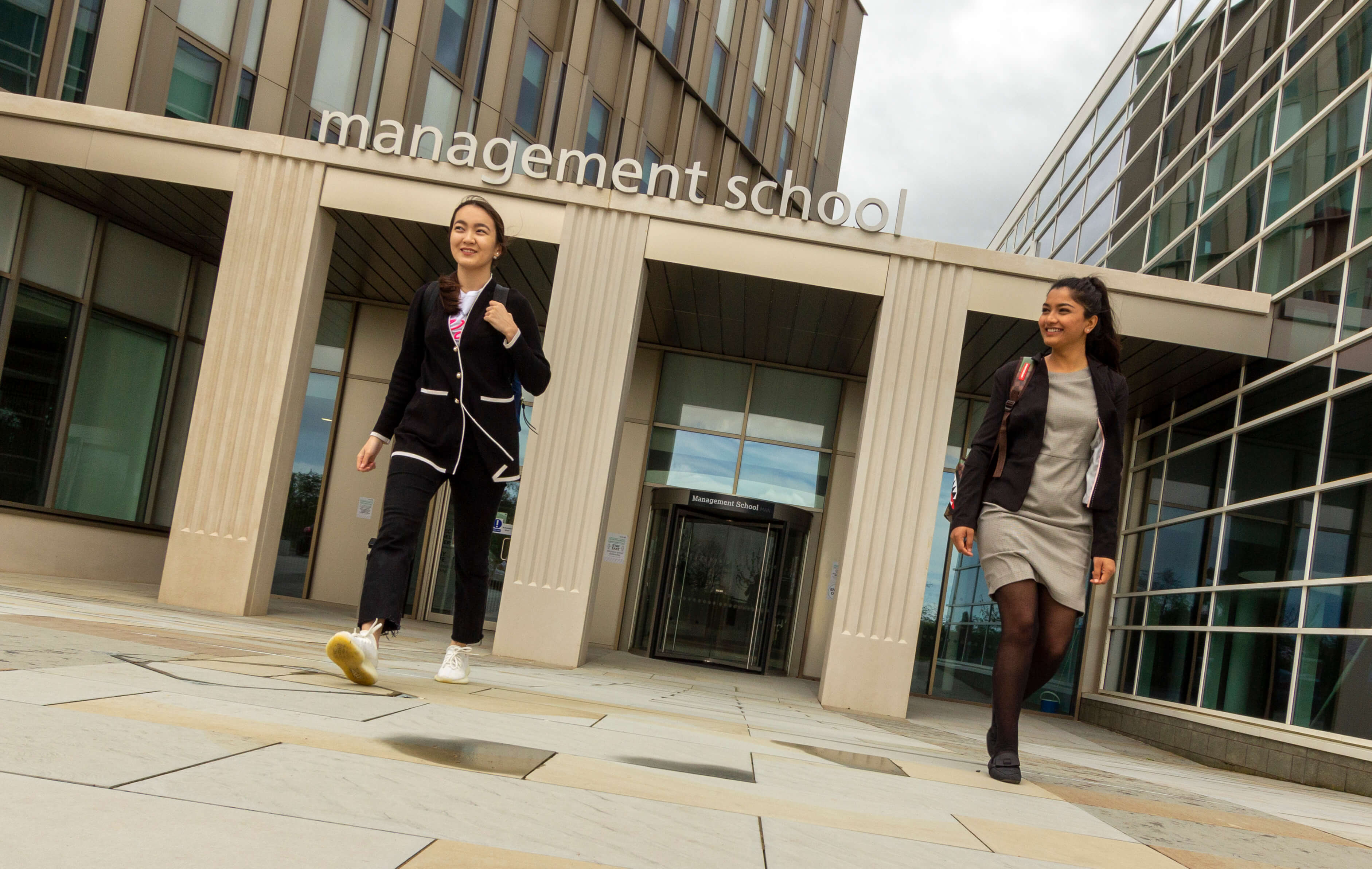 Lancaster University Management School: Moulding tomorrow's sustainable business leaders