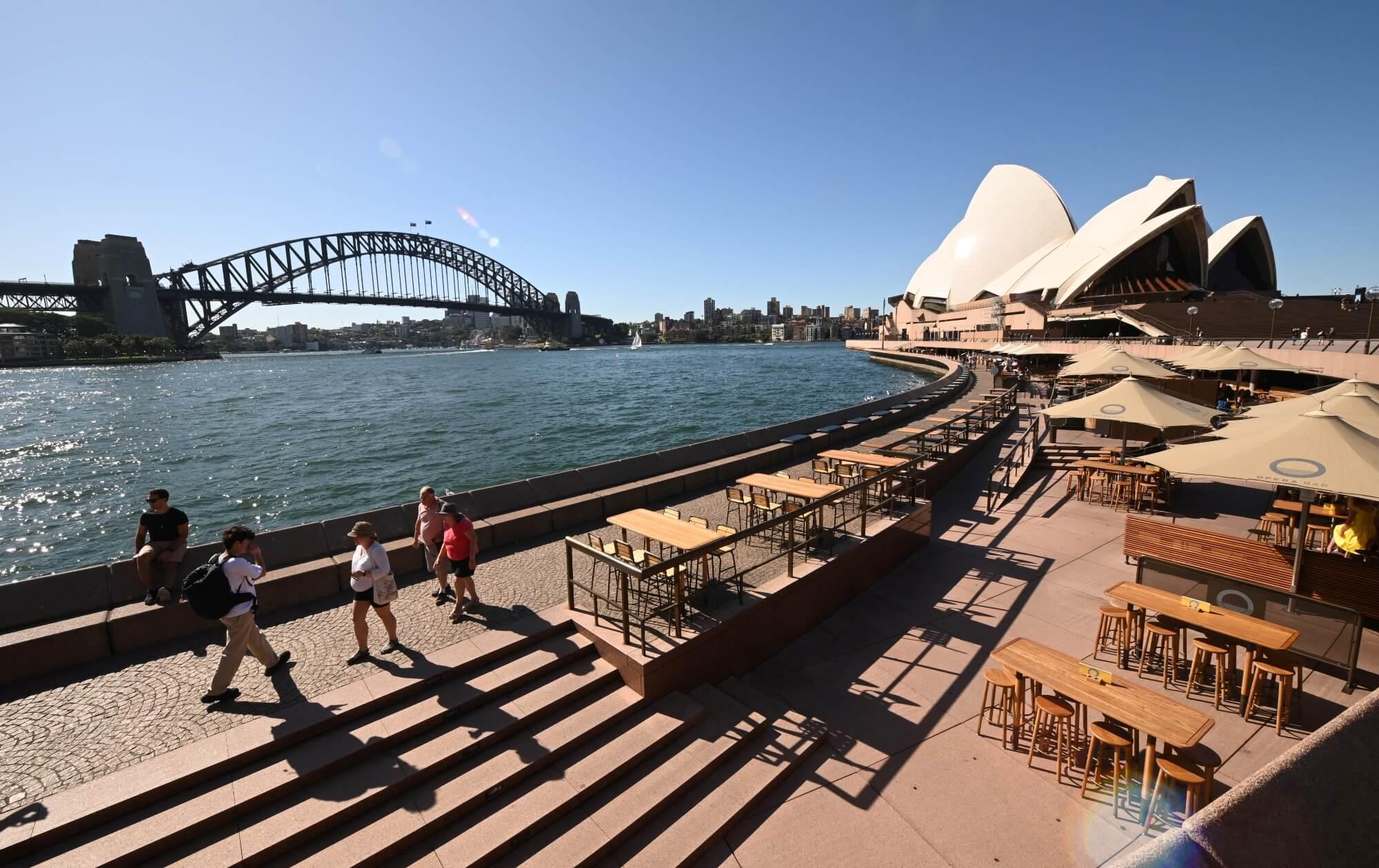 australia's borders reopen