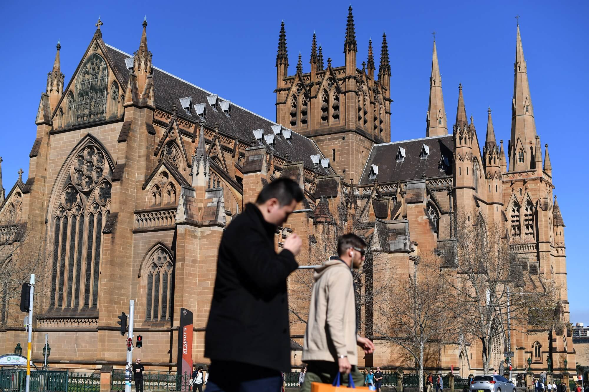 NSW Australia's international students