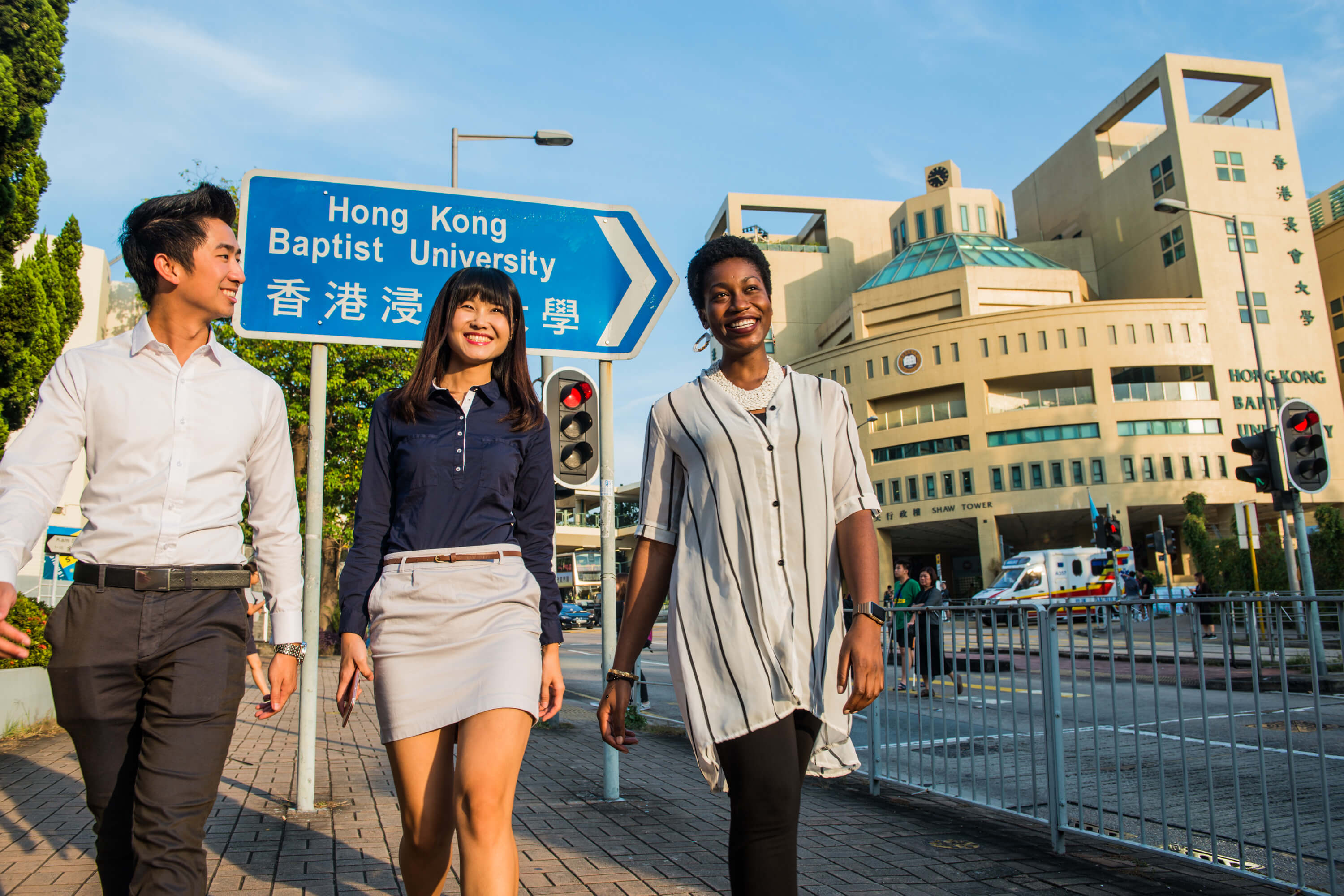 INTERACTIVE CONTENT: This is where a HKBU School of Business postgraduate degree can take you
