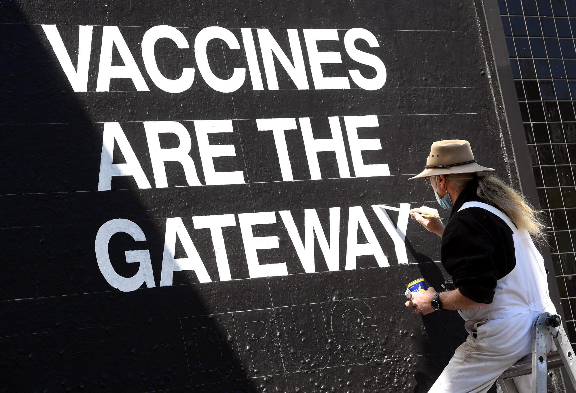 How to get proof of vaccination in Australia